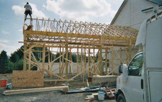 building in progress